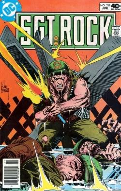 DC Showcase: Sgt. Rock